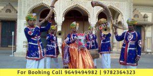 Kachhi Ghodi Folk Dance Rajasthan, Traditional Kachhi Ghodi Dance Group