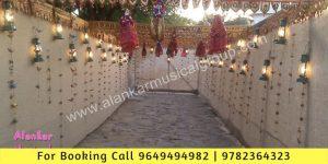 Kathputli Decoration, Rajasthani Theme Setup, Puppet Theme Setup Jaipur