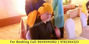Pagdi Bandhne Wala in Jaipur For Corporate Events
