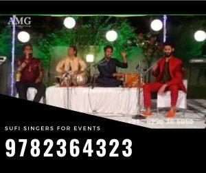 Sufi Music Orchestra in Jaipur, Qawwali Singers, Jaipur Sufi Singers