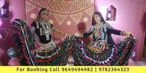 kalbelia Dance Costume, Kalbelia dancers Gulabo Rajasthan